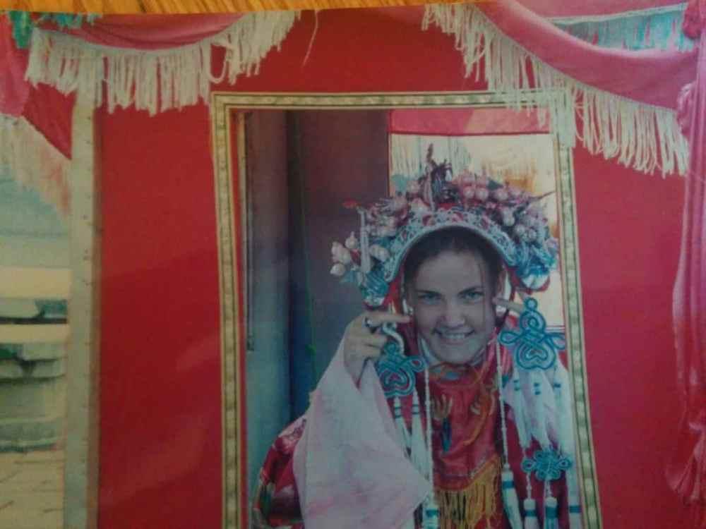 Vie d'Expat à Beijing, Chine, 1996