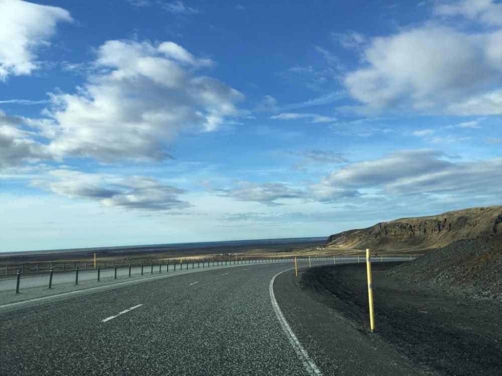 Route Islande Roadtrip 5 jours