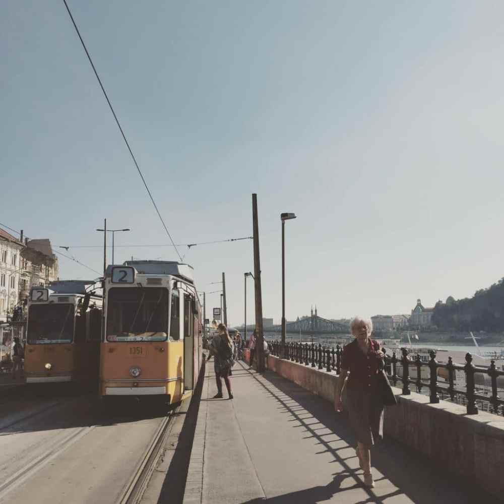 Le Tramway de Budapest