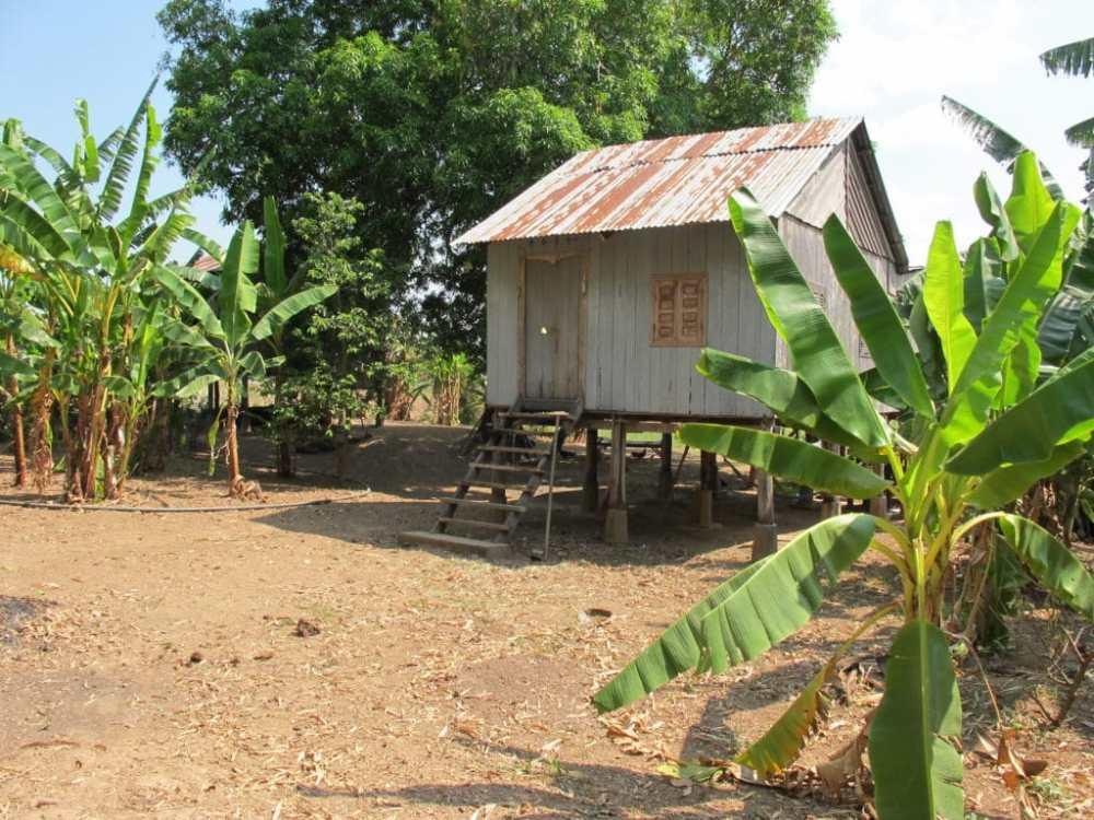 Koh Trong et ses petites maisonnettes