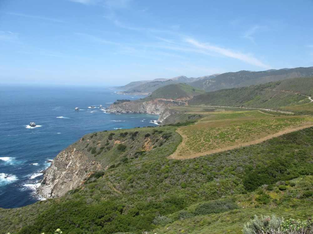 Highway One Californie
