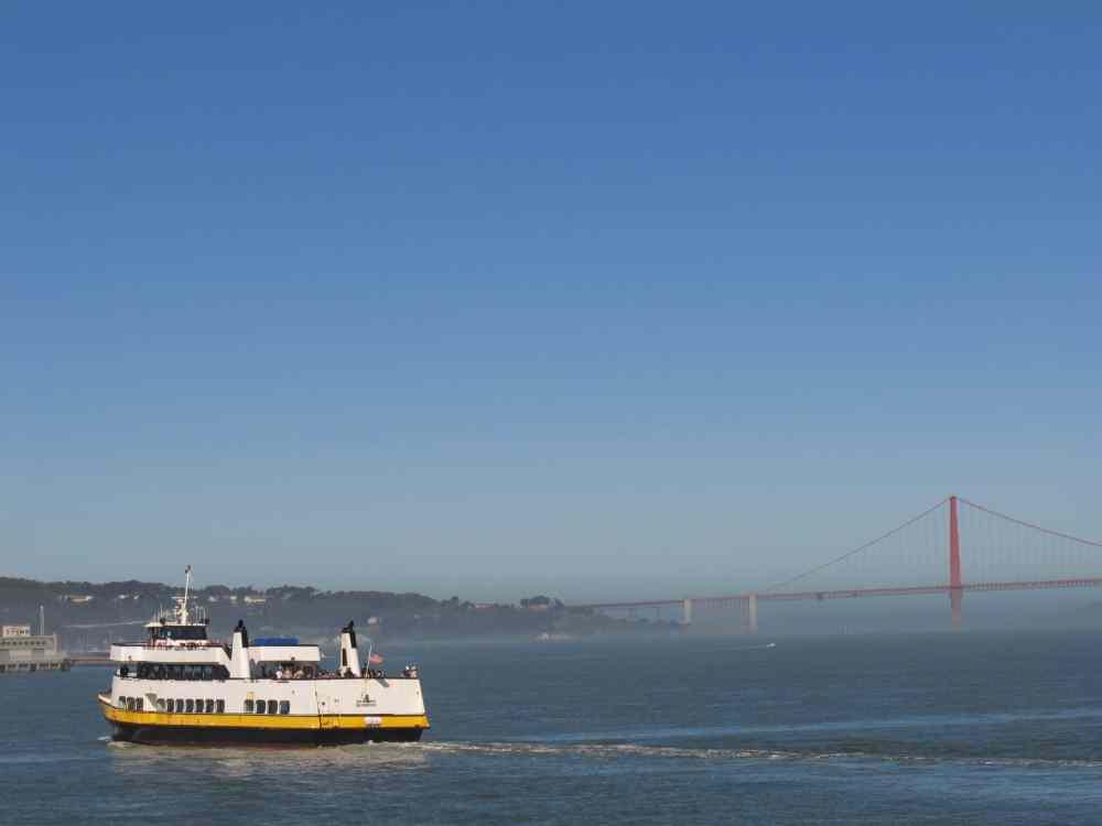 Vue Golden Gate