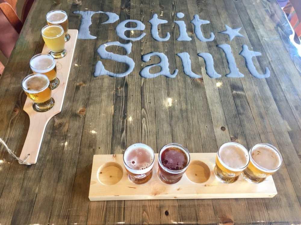 Brasserie Petit-Sault