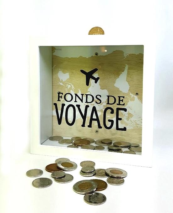 Tirelire_Farfelu Cadeaux pour voyageurs