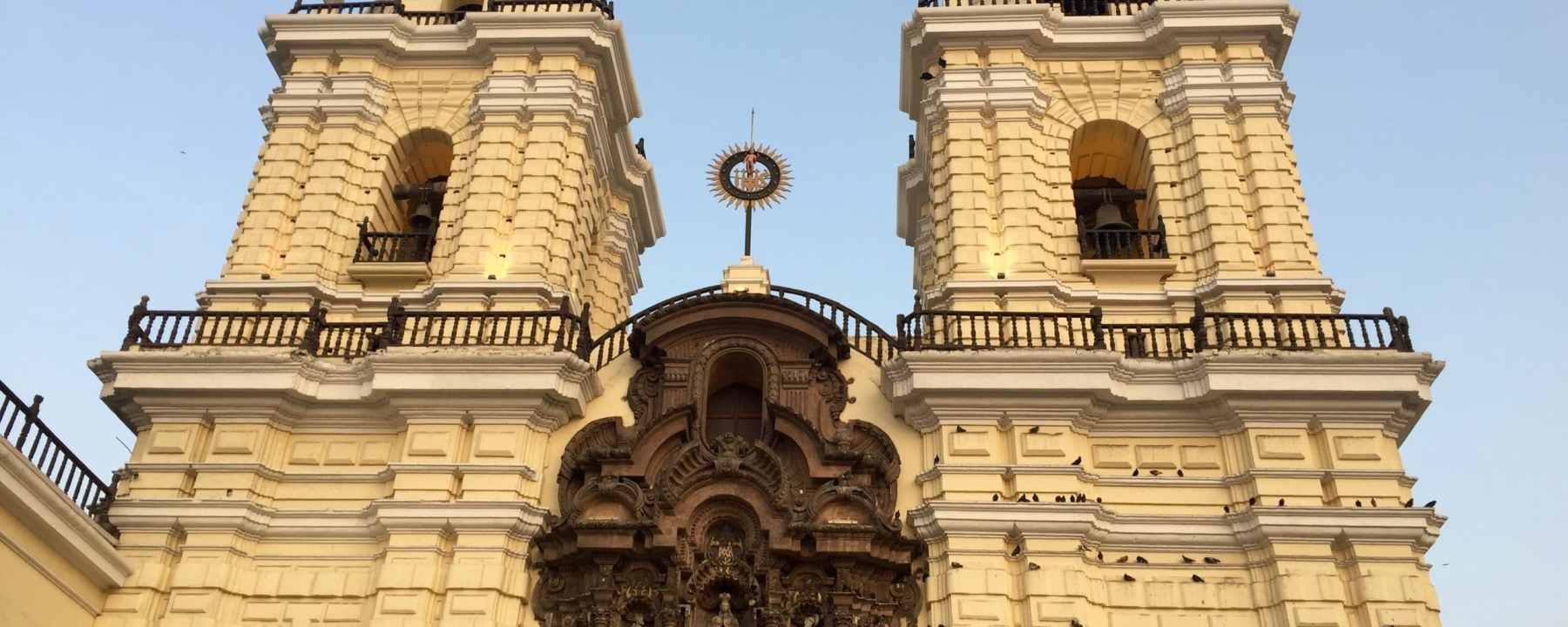 Église San Francisco de Lima