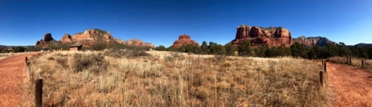 Red Rock National Park Sedona AZ