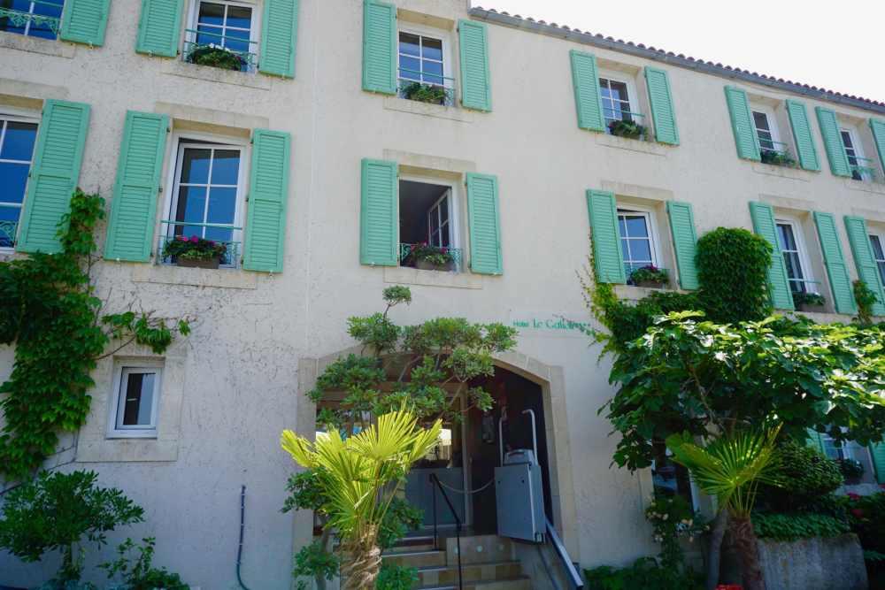 Hôtel Le Galion St-Martin de Ré France