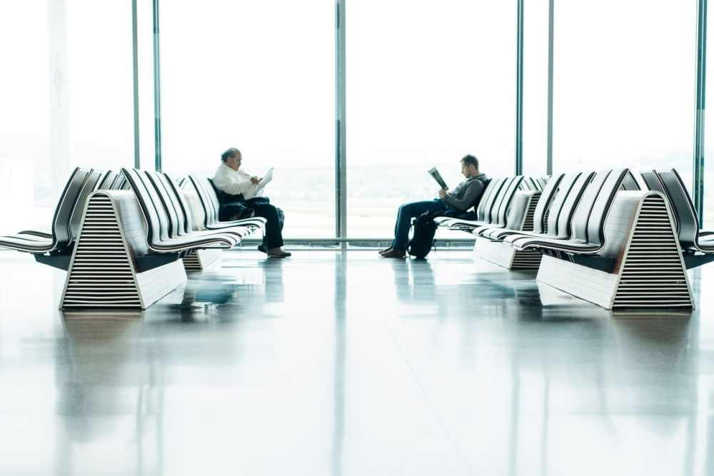 Attente dans les aeroports credit Pexels