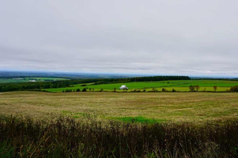 Paysage des Appalaches, Québec, Chaudière-Appalaches