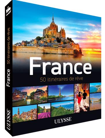 Ulysse 50 itinéraires de rêve en France