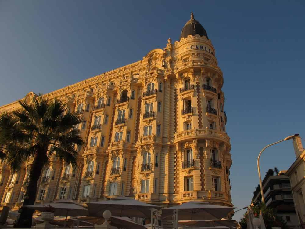 Hôtel Carlton de Cannes, Cote d'Azur, France
