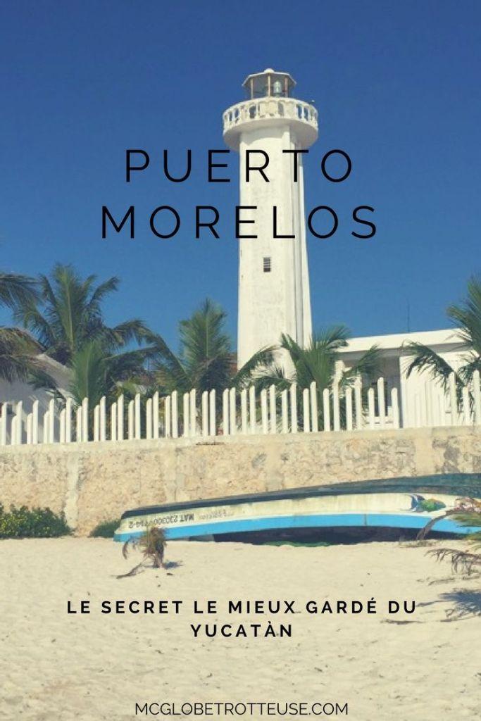 Puerto Morelos Mexique Yucatan