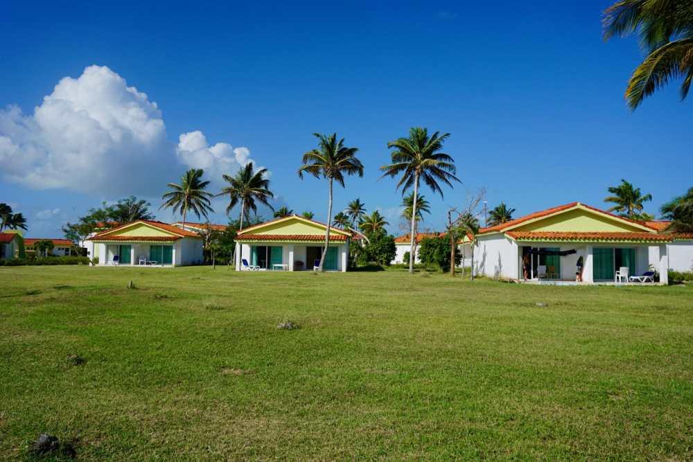 Le Sercotel à Cayo Guillermo et ses bungalows en bord de plage à Cuba