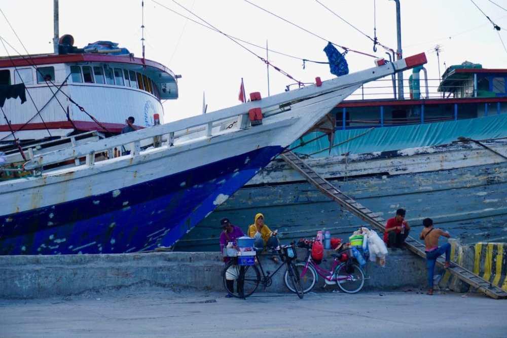 Port de Jakarta Sunda Kelapa