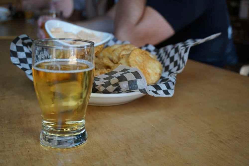 Biere Big Tide de St John NB