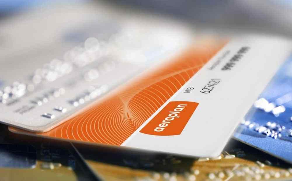 Carte crédit Aéroplan avec cartes crédi