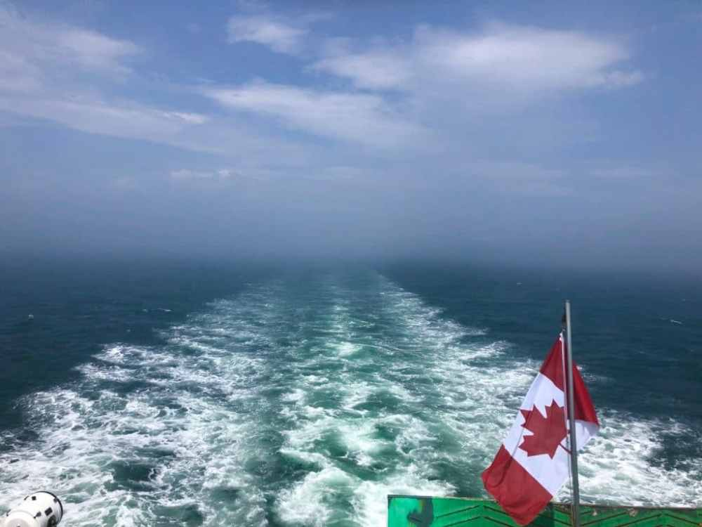 Traversier vers Grand Manan