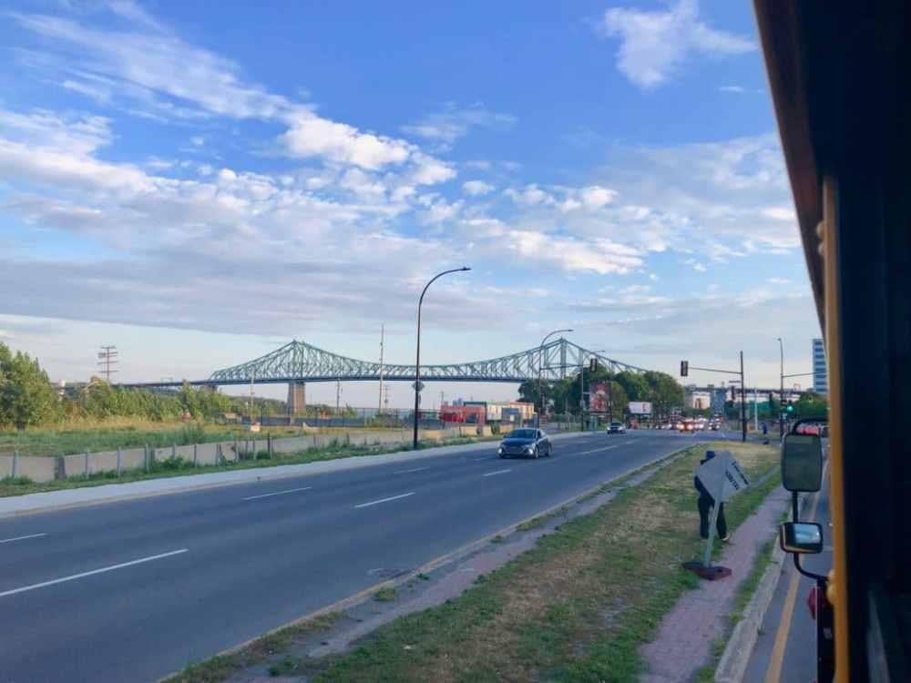 Navette Nature retour Montréal