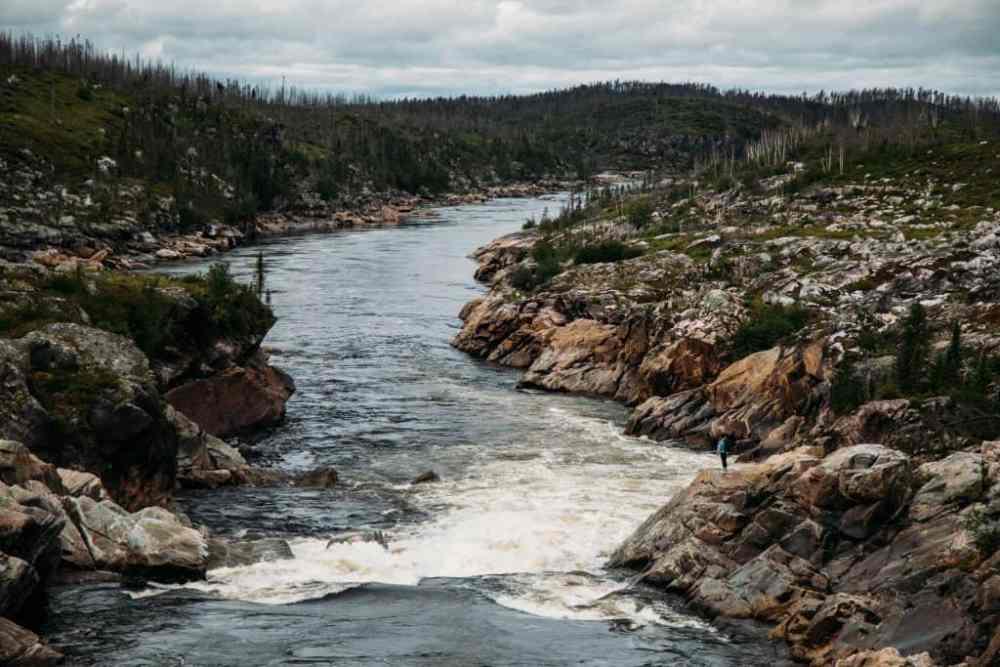 Road trip à la Baie James et ses paysages natures