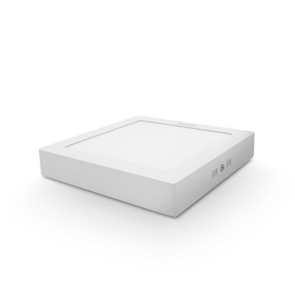 LED panellámpa négyzetes 12W