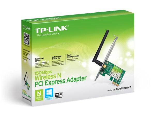 TP-LINK TL-WN781ND Vezetéknélküli hálózati kártya