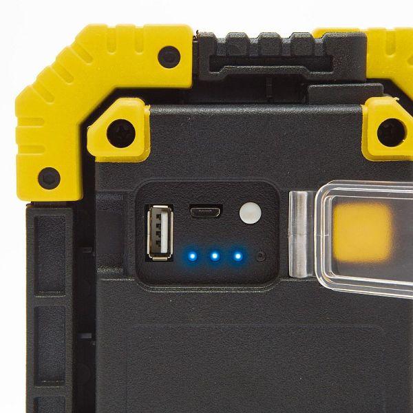 Multifunkciós reflektor (power bank)