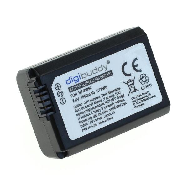 SONY NP-FW50 Li-ION utángyártott akkumulátor