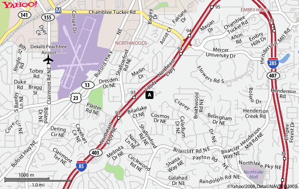 3069 Colonial Way, Atlanta, GA 30341
