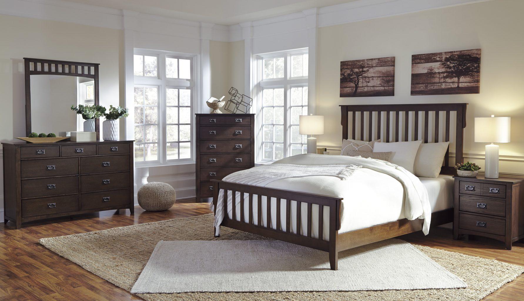 8 Piece Bedroom Set – Strenton by Ashley Furniture