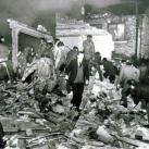 The aftermath of the McGurk's Bar Massacre