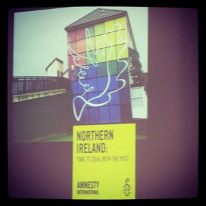 Amnesty International - Northern Ireland: Time To Deal with the Past