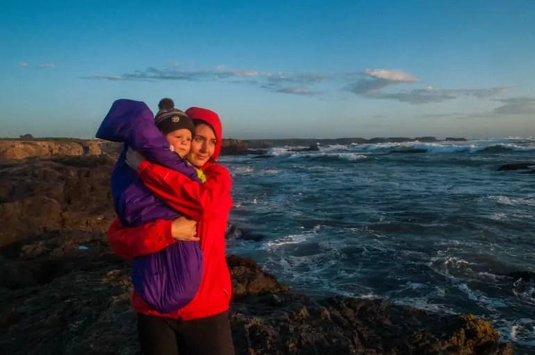 Путешествие-с-годовалым-ребенком-на-море