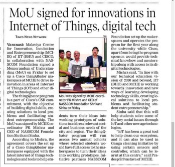 Times of India 19 May 2018
