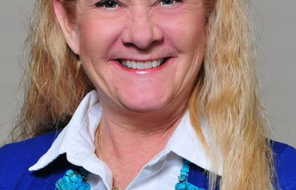 Stroud represents Nevada at VFW ladies national convention