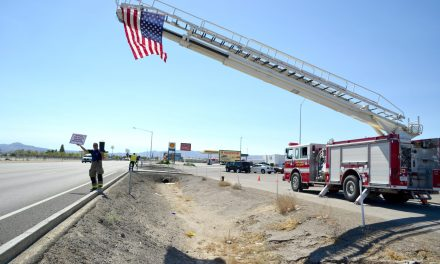 Local firefighters raise funds for fallen AZ crew