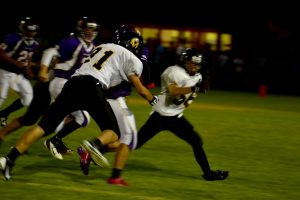 The Mineral County High Serpents football team started its season with an easy win over the Lone Pine Eagles on Aug. 30.