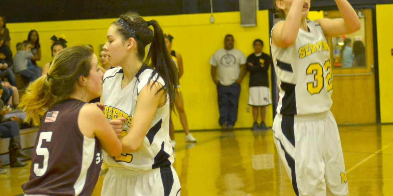 Lady Serpents fall to Pyramid Lake, Coleville