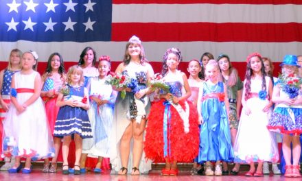 Spanier picked as Miss Armed Forces Day