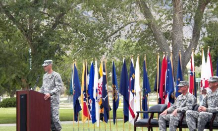 A New Chapter: Army Depot welcomes new commander