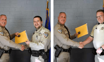 Local officers honored for AMBER Alert case