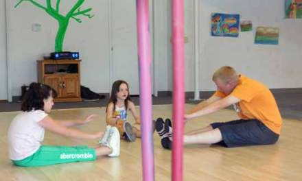 Youth dance classes begin