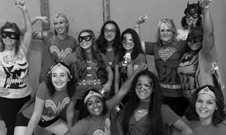 SOC launches super hero employee recognition program