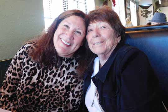 Mother and adopted daughter reflect on journey that brought them together