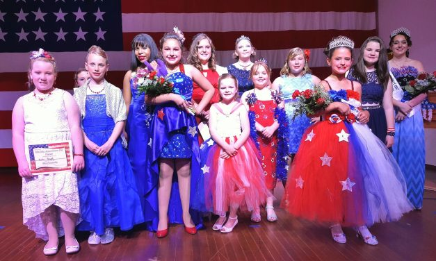 Mineral County girls shine at Miss Armed Forces Day pageant