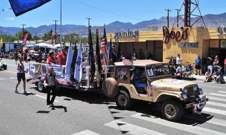 Hawthorne celebrates Armed Forces Day