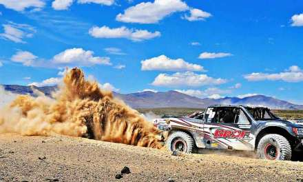 Annual Best in the Desert Race Friday