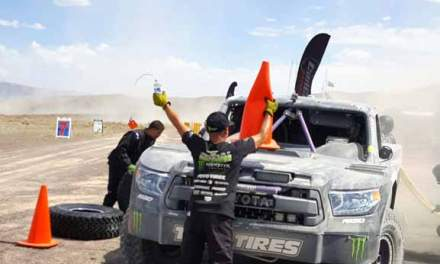 Motorcycle Rider Dies After Crash During Vegas to Reno Off-Road Race