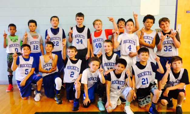 7th Grade Rockets Win League Title