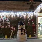 Local Businesses Get into the Holiday Spirit