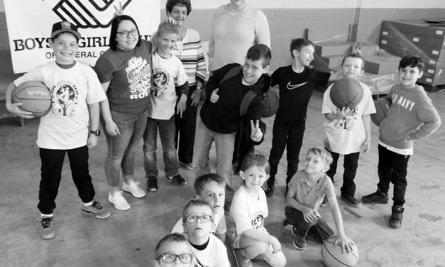Generous Donation Given to Boys & Girls Club